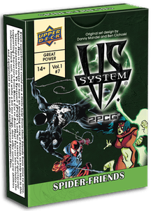 Vs System 2PCG: Spider-Friends