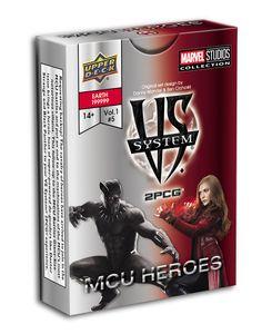 Vs System 2PCG: The MCU Battles – MCU Heroes
