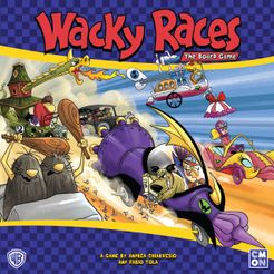 Wacky Races: The Board Game