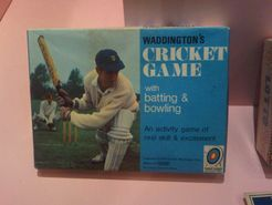 Waddington's Cricket Game