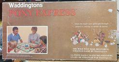 Waddingtons Pony Express