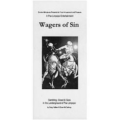 Wagers of Sin