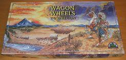 Wagon Wheels To Oregon