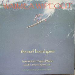 Waimea Wipeout Surf board Game