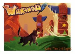 Wakanda: Three Little Coyotes