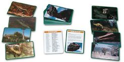 Walking with Dinosaurs Card Game
