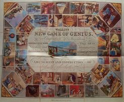 Wallis's New Game of Genius