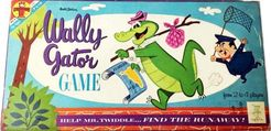 Wally Gator Game