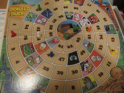 Walt Disney Donald Duck Game (Treasure Hunt)