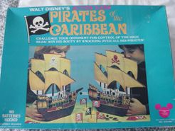 Walt Disney's ACTION GAME Pirates of the Caribbean