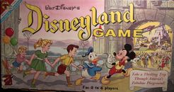 Walt Disney's Disneyland Game