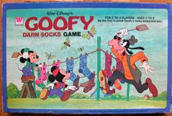 Walt Disney's Goofy Darn Socks Game