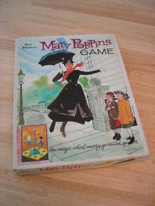 Walt Disney's Mary Poppins Game