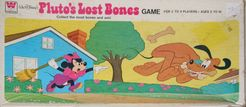 Walt Disney's Pluto's Lost Bones Game