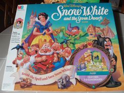 Walt Disney's Snow White And The Seven Dwarfs Game