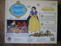 Walt Disney's Snow White and the Seven Dwarfs Gigantik Game