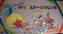 Walt Disney's Wonderful World of Color Game