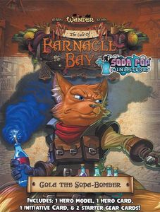 Wander: The Cult of Barnacle Bay – Cola the Soda Bomber