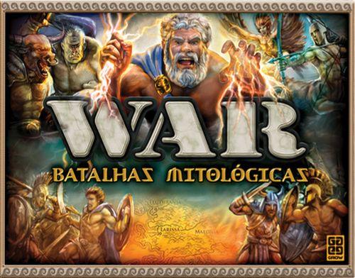 War: Batalhas Mitológicas