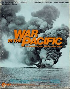 War in the Pacific (first edition)