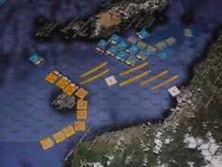 War in the Pacific Tactical Surface Combat
