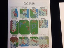 War of 1812 Battle Collection