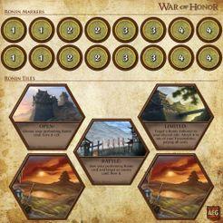 War of Honor: Ronin Tile Set