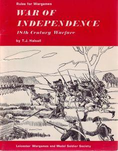 War of Independence:  18th Century Warfare