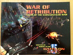 War of Retribution: Atlas of the Narn-Centauri War