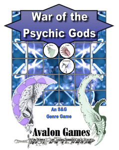 War of the Psychic Gods 2
