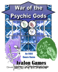 War of the Psychic Gods 3