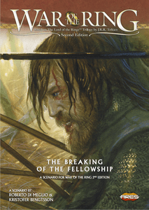 War of the Ring: Scenario – The Breaking of the Fellowship