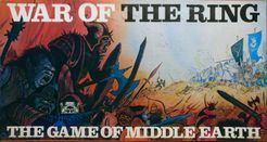 War of the Ring: The Game of Middle Earth