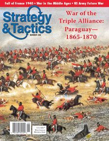 War of the Triple Alliance: Paraguay – 1865-1870