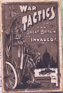 War Tactics or Can Great Britain Be Invaded?