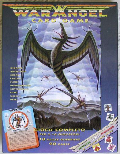 Warangel Card Game