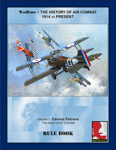 WarBirds: Canvas Falcons