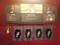 Warehouse 13: Leena