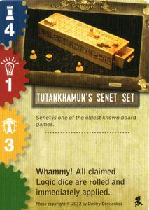 Warehouse 13: Tutankhamun's Senet Set