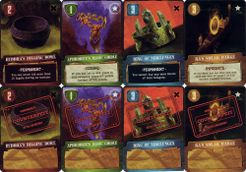Warehouse 51: Promo Cards