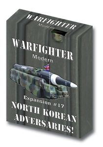 Warfighter: Expansion #17 – North Korean Adversaries