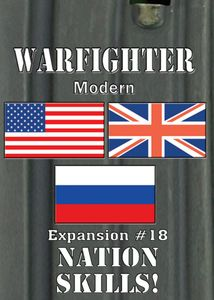 Warfighter: Expansion #18 – Nation Skills