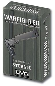 Warfighter: Expansion #2 – Stealth