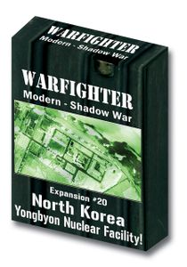 Warfighter: Expansion #20 – North Korea Yongbyon Nuclear Facility