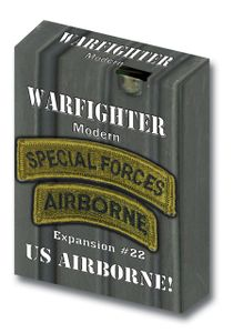 Warfighter: Expansion #22 – US Airborne