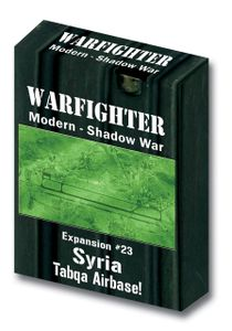 Warfighter: Expansion #23 – Syria Tabqa Airbase