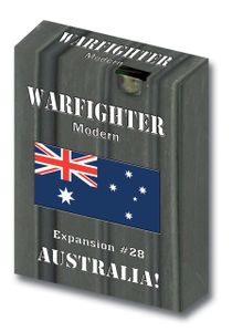 Warfighter: Expansion #28 – Australia