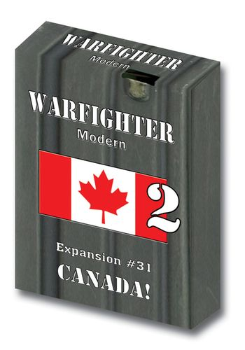 Warfighter: Expansion #31 – Canada #2