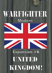 Warfighter: Expansion #6 – United Kingdom