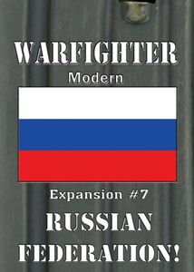 Warfighter: Expansion #7 – Russian Federation